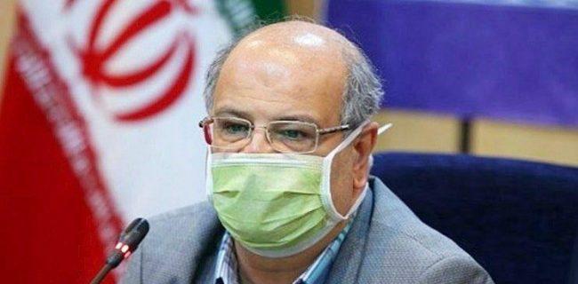 تست پی سی آر ۵۰ درصد مراجعان در تهران مثبت می شود