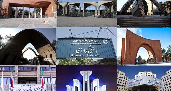 احتمال کم بازگشایی کامل دانشگاهها در مهرماه ۱۴۰۰