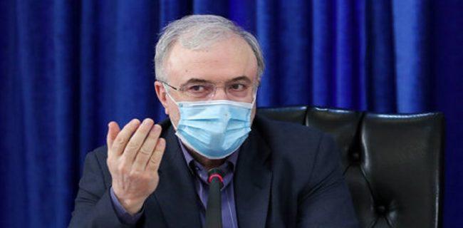درخواست وزیر بهداشت از مردم؛ التماس میکنیم سفر نروید