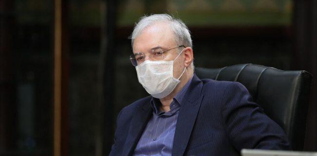 گزارش وزیر بهداشت از سالی که با کرونا گذشت