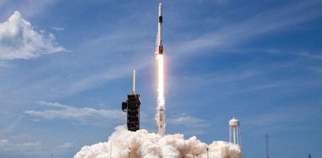 ماهواره جدید ترکیه به فضا پرتاب شد