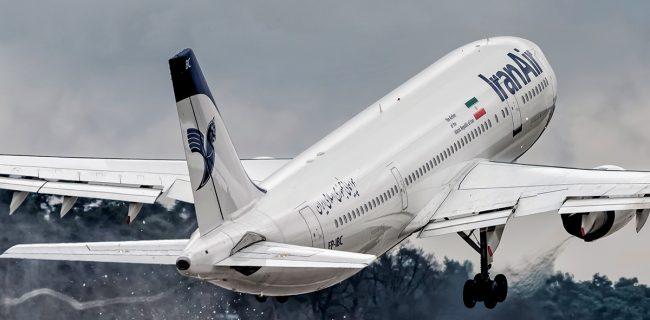 پرواز از مبدا ایران به ۳۲ کشور و بالعکس ممنوع شد