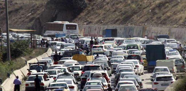 جاده چالوس و آزادراه تهران – شمال همچنان مسدود است