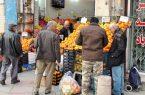 واردات میوه برای متعادل شدن قیمتها آزاد شد