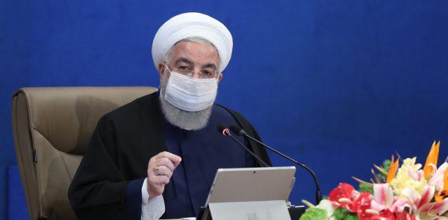 روحانی: دو استان وارد موج چهارم کرونا شدند
