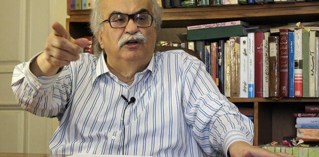 متهم کردن ایرانیان به خشونت خیانت است