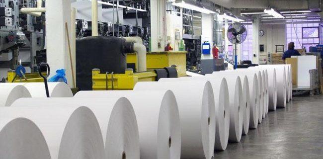 تولید کاغذ تحریر در کشور مناسب نیست