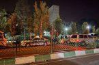 دلیل شنیده شدن صدای انفجار در شمال تهران چه بود