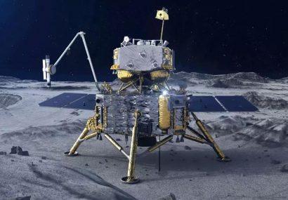 چین دادههای جمع آوری شده از ماه را منتشر کرد