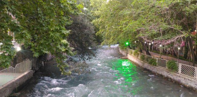 حریم رودخانه کرج به زودی آزاد میشود