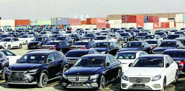 واردات ۵۰۰۰ خودرو برای جانبازان از طریق مناطق آزاد